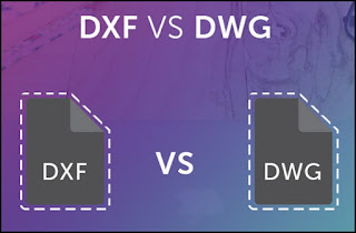 dxf x dwg