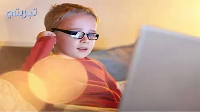 الأجهزة الإلكترونية هل تتلف أدمغة الأطفال؟