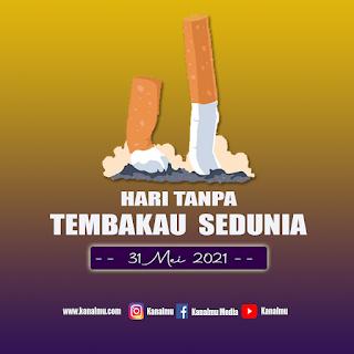 gambar poster hari tanpa tembakau sedunia psd png - kanalmu