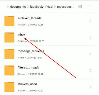 Cara Melihat Pesan Terhapus di Facebook Messenger