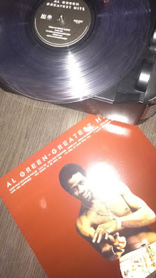 """Al Green's Greatest Hits"" - Al Green (1975)"