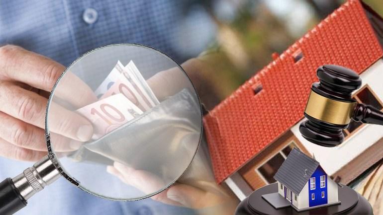 Κατασχέσεις μεγάλων περιουσιακών στοιχείων για πολύ μικρότερες οφειλές