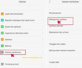 Menghapus Cache Di Android Tanpa Aplikasi