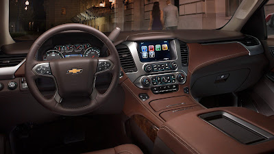 Chevrolet Tahoe 2017 Z71 4WD Review, Specs, Price