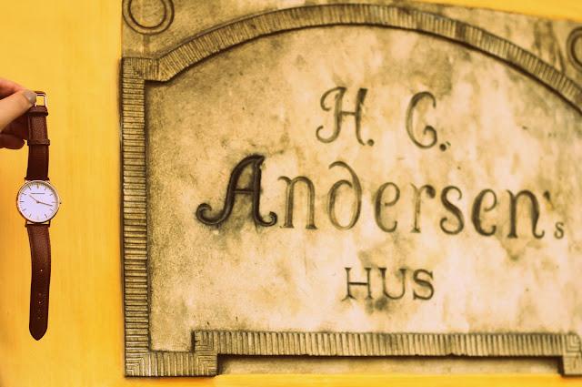 H. C. Andersen Chris Copenhagen