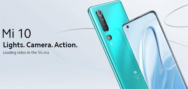 শাওমি এমআই ১০ - Xiaomi Mi 10