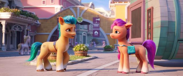 My Little Pony A New Generation Screenshots Author Calpain