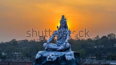 Shivling-Haridwar