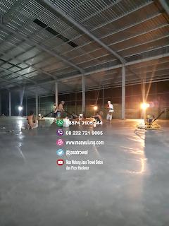 Jasa trowel lantai beton pengecoran floor hardener beton NATURAL GREY GREEN RED .Kami MAS WULUNG adalah Distributor SIKA, Applikator Jasa Trowel dan Floor Hardener SIKA, Jasa Finish Trowel Lantai. Jasa Epoxy Flooring / Coating Lantai Gudang / Pabrik. Buka 24 jam Non Stop