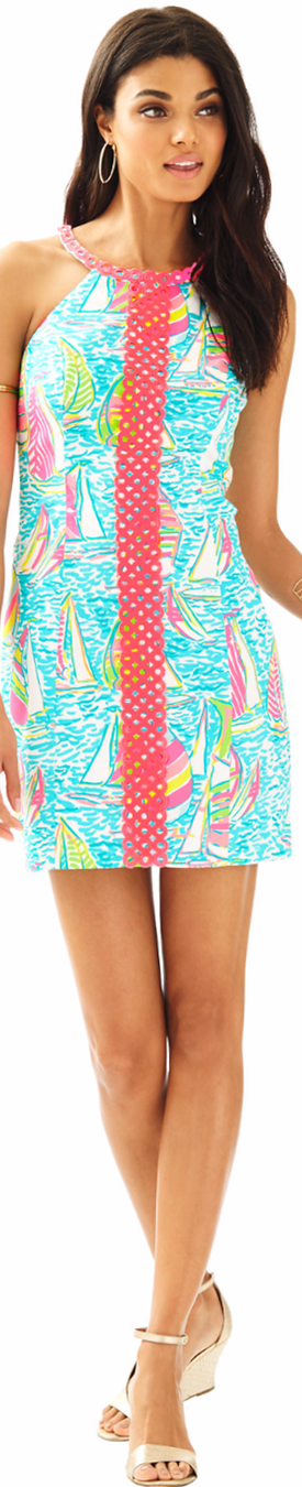 Lilly Pulitzer Sasha Shift Dress