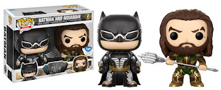 Funko Pop! Batman & Aquaman FYE