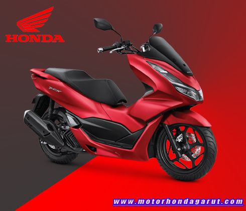 Brosur Kredit Motor Honda PCX Garut