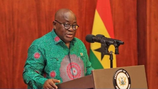 President Akufo-Addo Reveals Plans Towards Eventual Re-Opening Of Cinemas, Theatres And Nightclubs