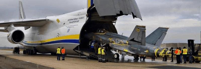 Завітневич розповів про винищувач Boeing-Антонов