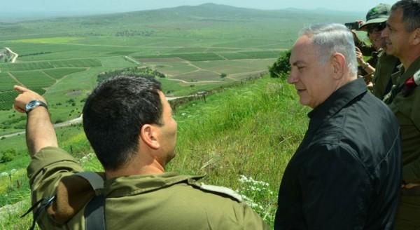 Gila, Netanyahu bersumpah Dataran Golan Suriah akan Selamanya milik Israel