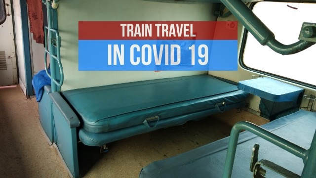 train travel in covid 19 time in india