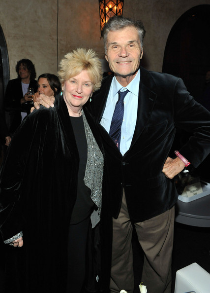 image result for fred willard wife Mary