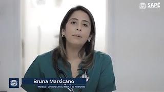 Veja com exclusividade: Alerta da Diretora Clinica do Hospital Sá Andrade em Sape