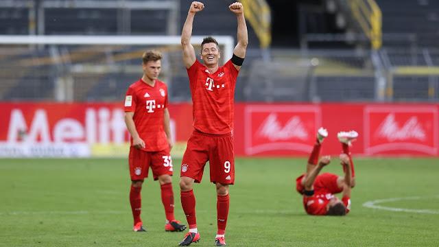 مشاهدة مباراة بايرن ميونخ وفورتونا دوسلدورف بث مباشر