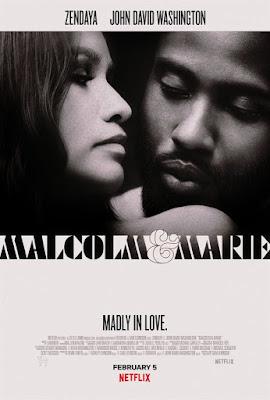 Crítica - Malcolm & Marie (2021)
