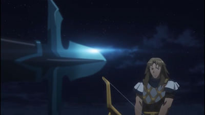 Review Fate Apocrypha Episode 21 : Achilles vs Chiron