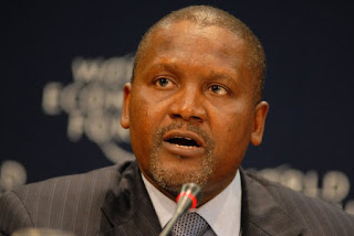 On proposed 10-year tax holiday, Dangote debunks story