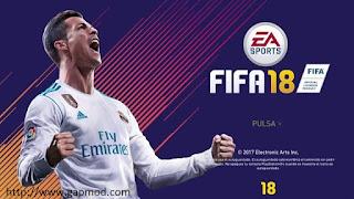 FIFA 14 Mod 18 (New Kits) Apk + Data Obb Android