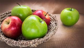 نسبة البروتين في التفاح