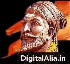 chatrapati shivaji drawing