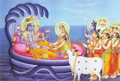 श्री विष्णु सहस्त्रनाम स्तोत्रम Vishnu Sahasranama Stotram Hindi Lyrics