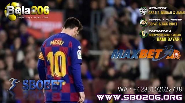 Performa Messi Sangat Hancur Saat Ini