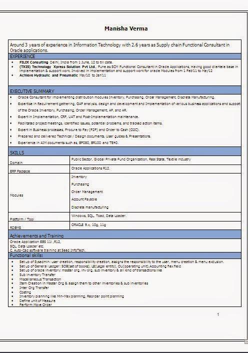 Receptionist Sample Resume - CVTips com