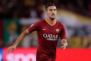 Lorenzo Pellegrini furious after As Roma Europa League defeat to Sevilla.