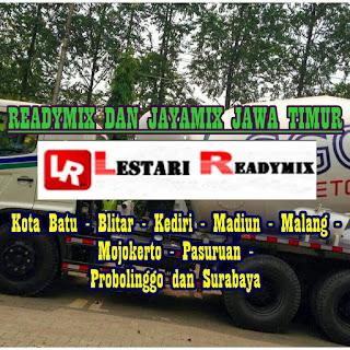 HARGA READY MIX DI JAWA TIMUR | JATIM INDONESIA