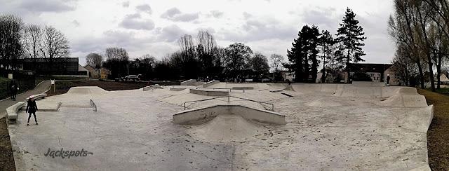Skatepark Roissy en brie