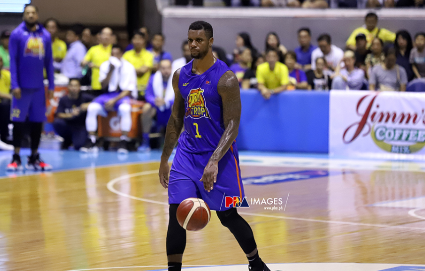 PBA Finals: TNT draws first blood against SMB