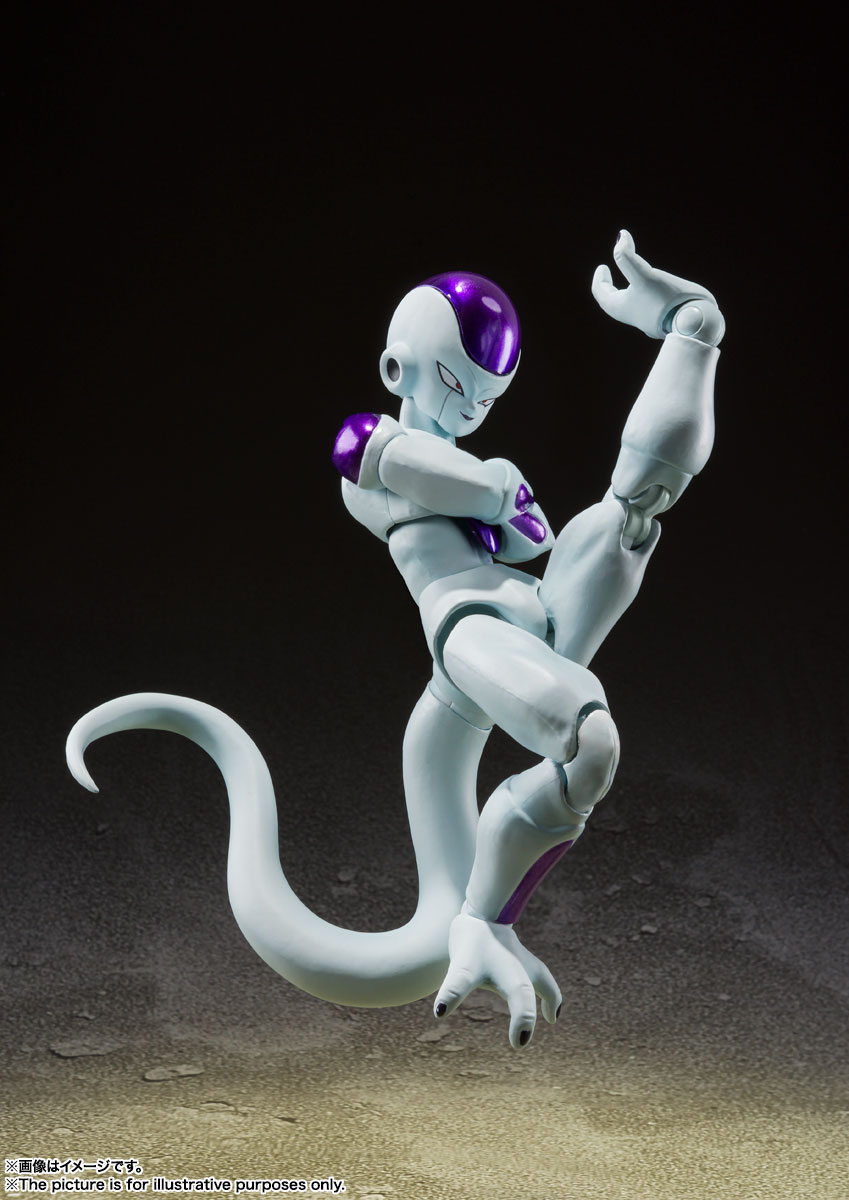 Dragon Ball Z - S.H.Figuarts Freezer 4ª Forma (Tamashii Nations)