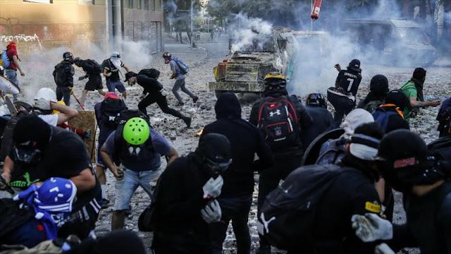 INDH de Chile recibe denuncias por simulación de ejecuciones