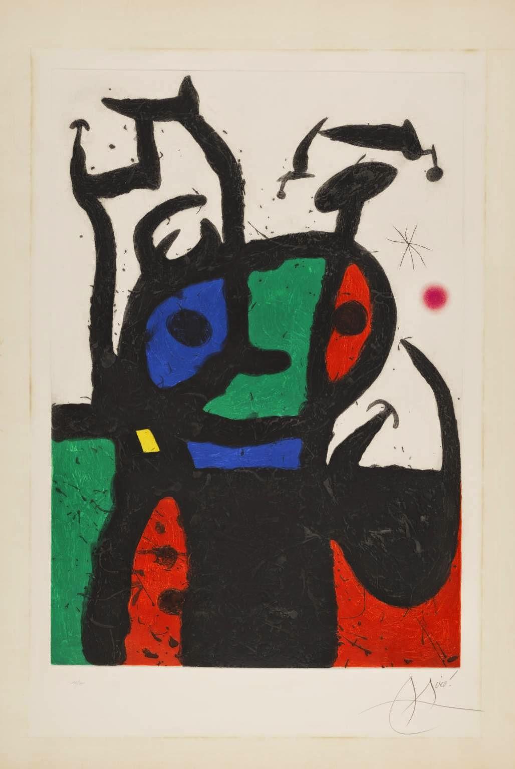O Matador - Miró, Joan e suas principais pinturas