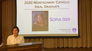 Montgomery Catholic High School Campus Recognizes Outstanding Students at Academic Awards Ceremony 1