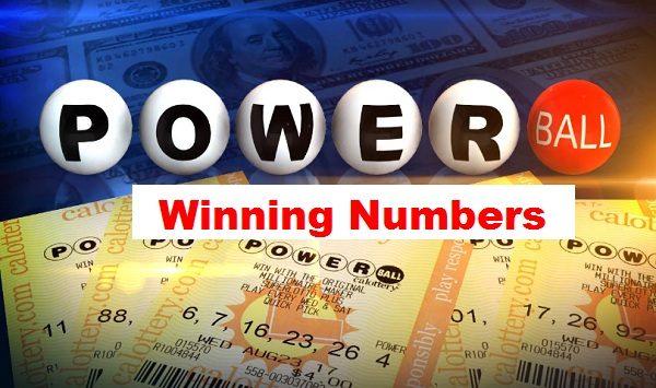 Powerball Winning Numbers March 25 2020
