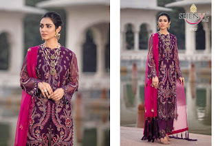 Shenyl fab Afrozeh vol 1 pakistani Suits