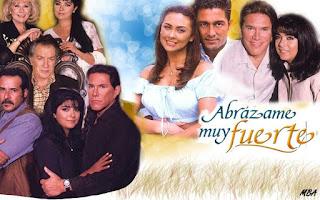 Abrazame Muy Fuerte/ Carmenita