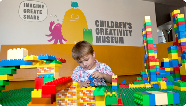 Children's Creativity Museum em San Francisco