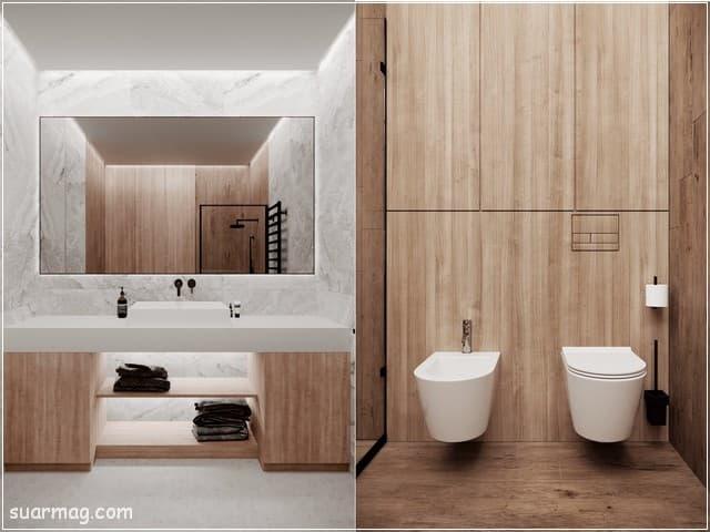 صور حمامات - حمامات مودرن 13 | Bathroom Photos - Modern Bathrooms 13