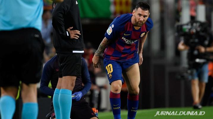 Inter Milan Berencana Rekrut Messi