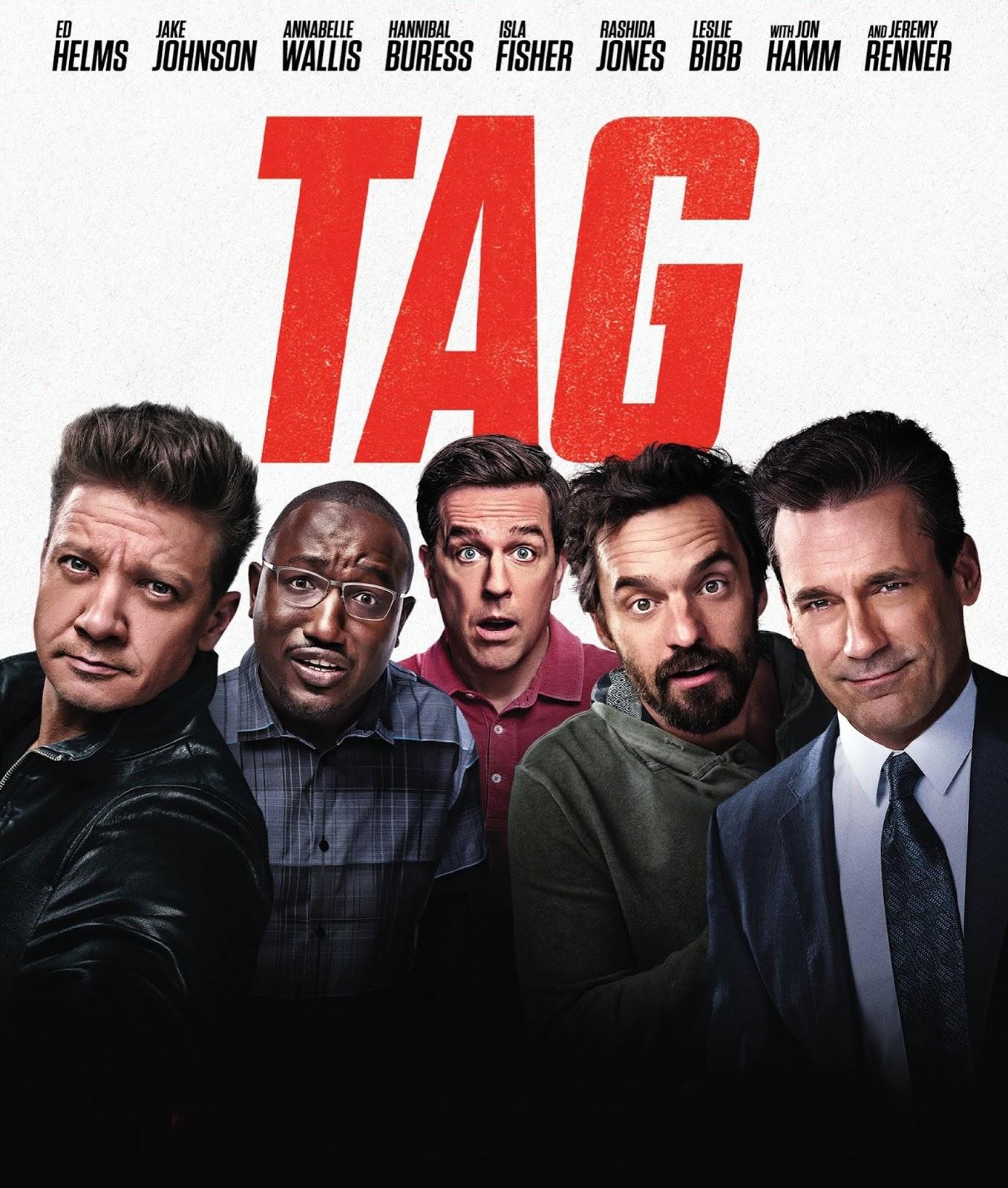 Tag [2018] [DVDR] [NTSC] [Latino]