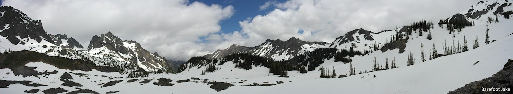 Royal Basin Panoramic