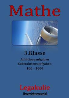 Subtraktion bis 1000 3.Klasse Mathematik PDF