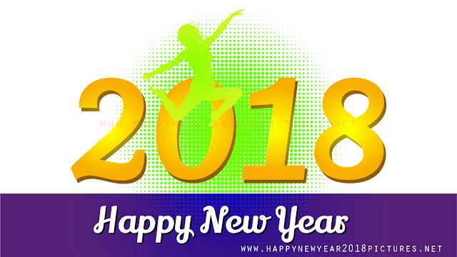 download 3d 2018 new year images